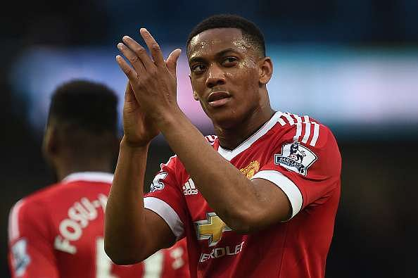 Louis Saha believes Anthony Martial is as good as Thierry Henry was at 20