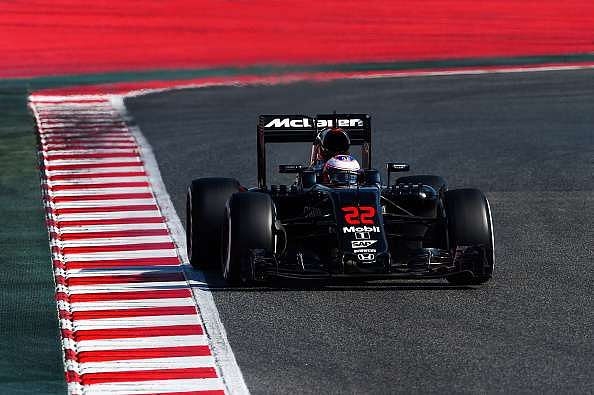 Things can only get better for Formula One's McLaren