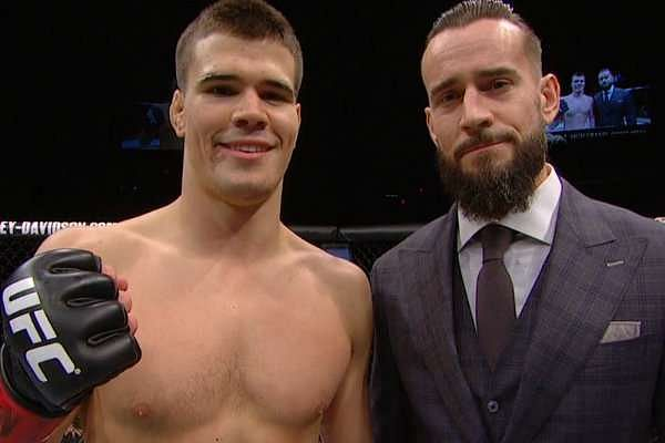 WWE News: CM Punk's UFC opponent says wrestling is fake!