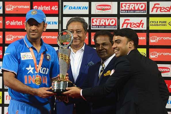 India carry a lot of confidence into World T20, says MS Dhoni