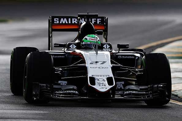 F1 Australian GP: Lewis Hamilton tops the chart, Force India's Nico Hulkenberg 2nd in first practice