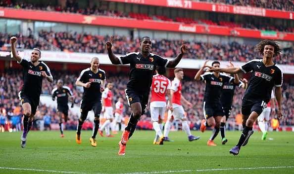FA Cup: Arsenal 1-2 Watford: Player Ratings