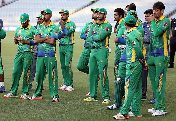 ICC T20 World Cup 2016: Pakistani cricketers greeted with