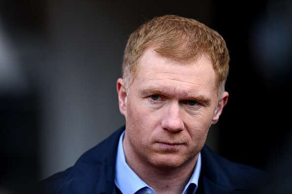 Manchester United news: Paul scholes claims he's not trying to get Louis Van Gaal sacked
