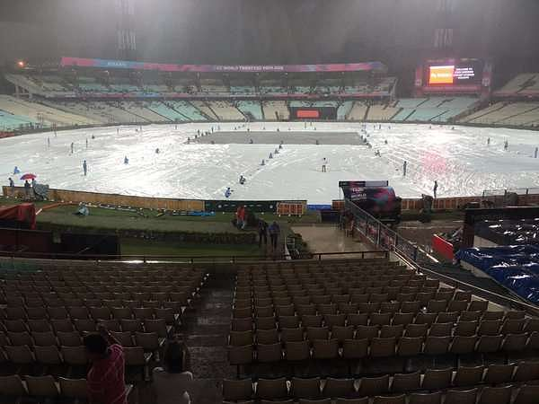 Covers Taking Effect At The Eden Gardens