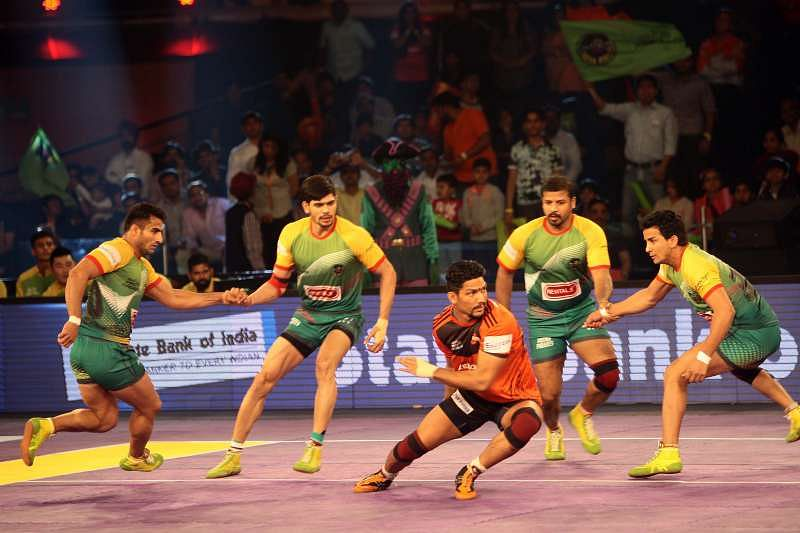 The best pictures from the Star Sports Pro Kabaddi Final