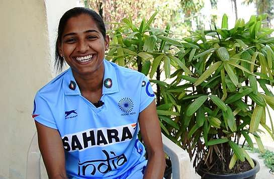 For the Indian women's hockey team, every opposition is beatable :   Ritu Rani, Captain of the national hockey team