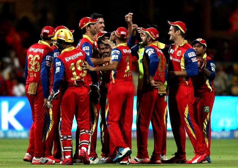 IPL 2016: Royal Challengers Bangalore(RCB) Team, Schedule, and Venue ...