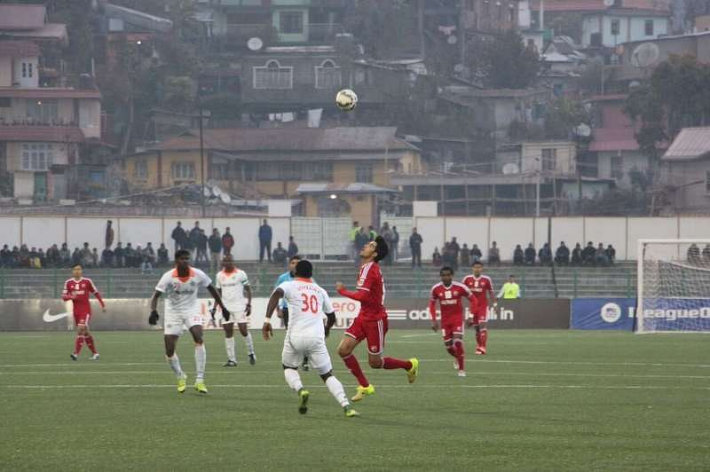 I-League: Salgaocar aim to improve position as they host Shillong Lajong