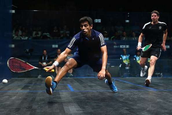 Saurav Ghosal rises one spot to 19th in latest PSA World Rankings