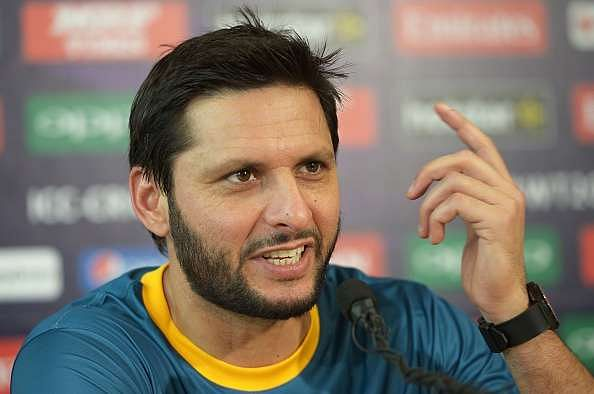 Shahid Afridi Feels More Loved In India Than Back Home In