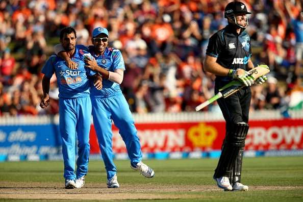 Expectations high from Mohammed Shami, says Rohit Sharma