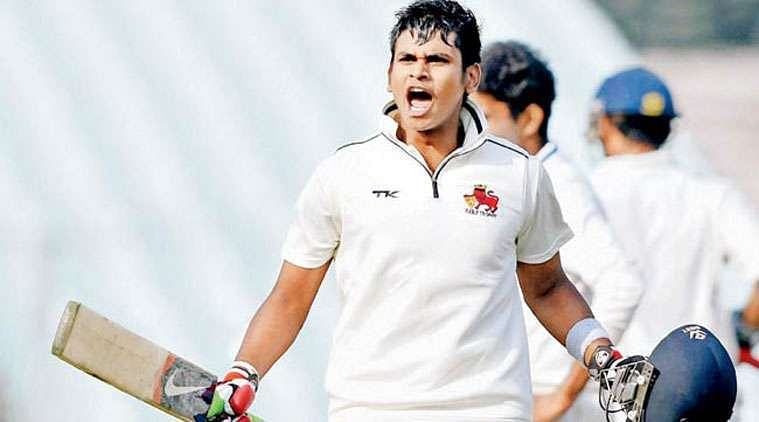 Interview with Shreyas Iyer: