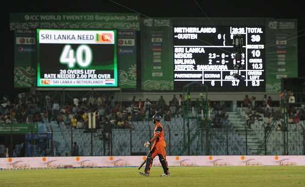 6 most embarrassing World T20 records