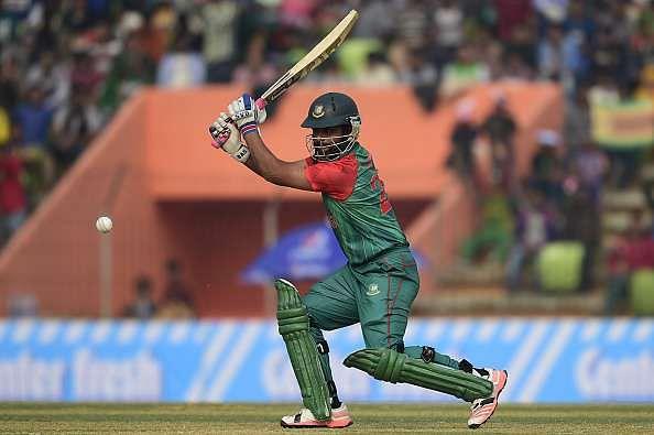 Bangladesh - Pakistan T20I combined XI