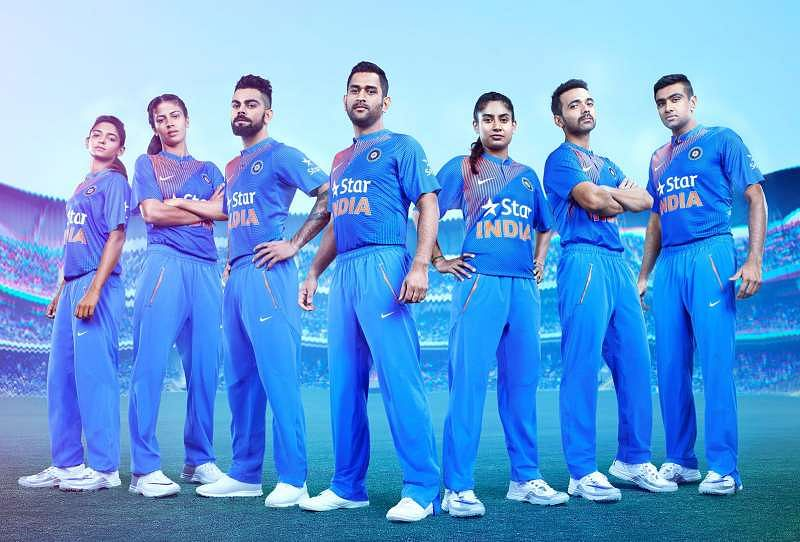 ICC T20 World Cup: Indian Cricket Team New Jersey Unveiled [Photos]
