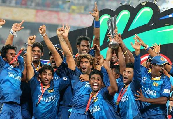 5 teams having a completely different look compared to the previous World T20
