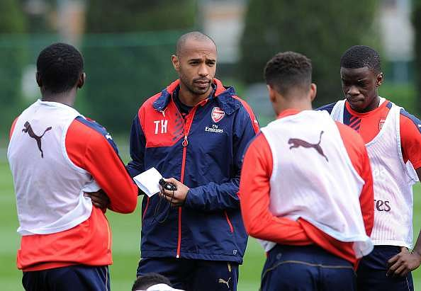Thierry Henry's quick UEFA A licence draws heavy criticism