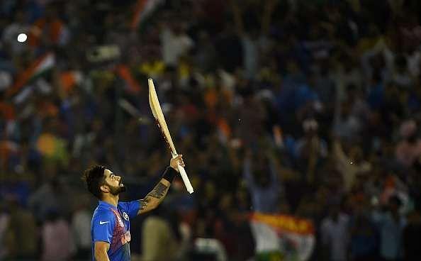 ICC T20 World Cup 2016: Sunil Gavaskar hails Virat Kohli's phenomenal performance