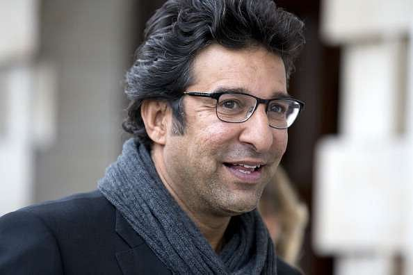 Wasim Akram interrupted during a live show in Mumbai