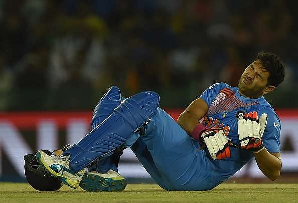 5 cricketers who battled on-field injuries with heroism