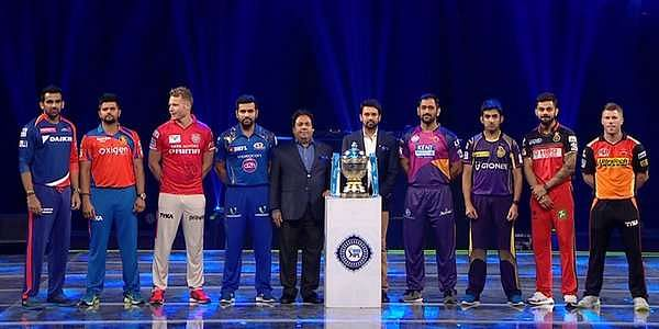 IPL 2016 - A Captain's Tournament