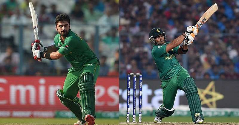 Umar Akmal and Ahmed Shehzad court controversy again