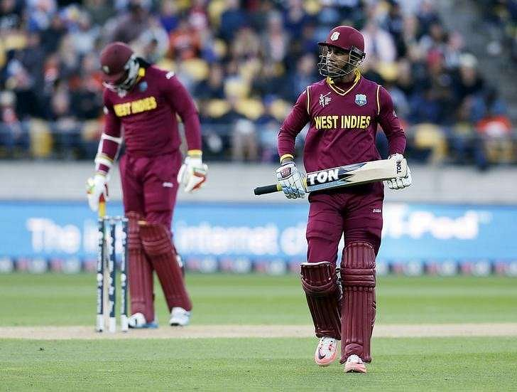 We're not just drummers in the Windies band, says Simmons