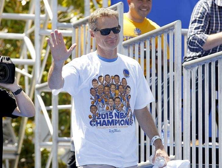 Steve Kerr changed fortunes of long-suffering Warriors