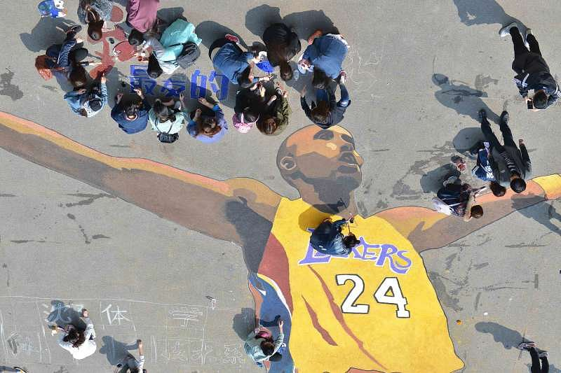 Interview: Kobe's retirement a dark day for his fans in China