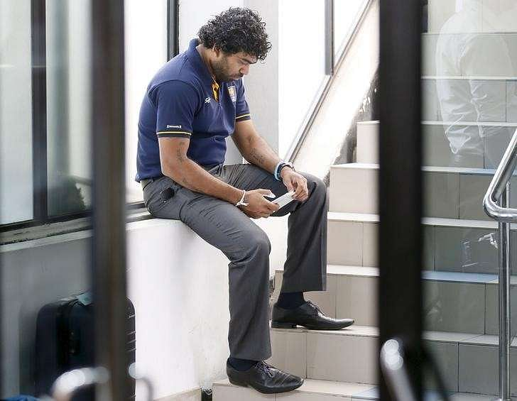 Knee issue rules Lasith Malinga out of IPL