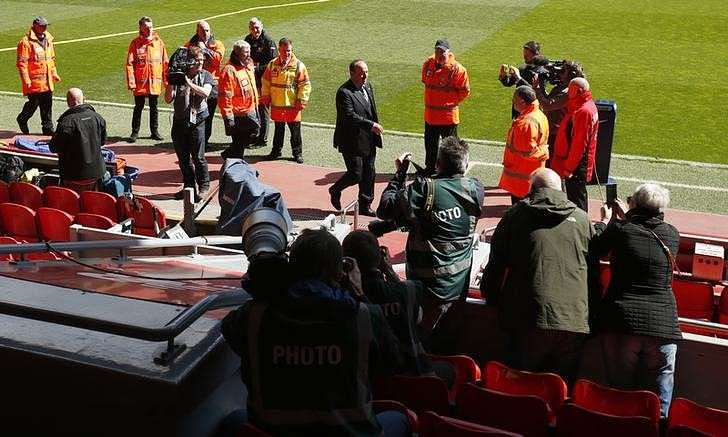 Anfield stunned as old friend Benitez conjures comeback