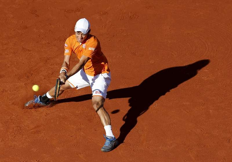 Resurgent Nadal beats Nishikori to reclaim Barcelona crown
