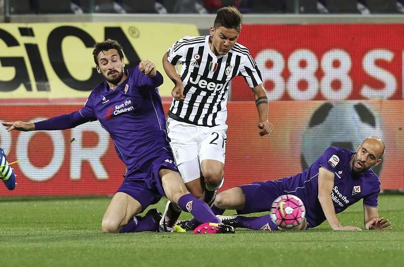 Juve close in on Serie A title after Buffon heroics
