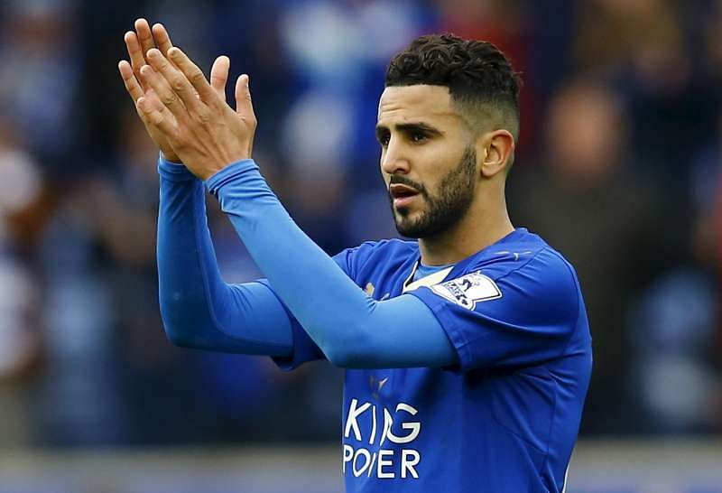 In love with England, Mahrez rules out PSG move