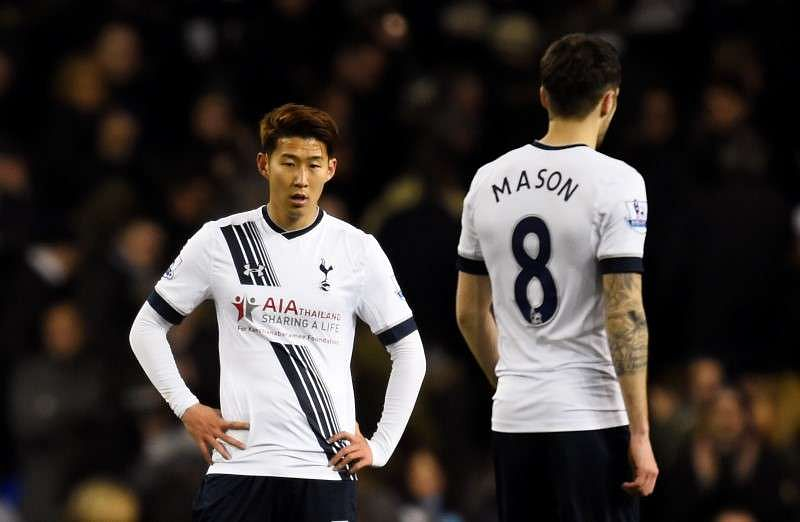 Spurs left looking second best in title chase