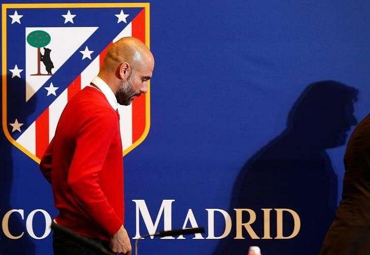 Atletico loss brings Guardiola closer to familiar failure