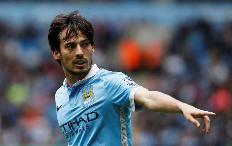 Manchester City's Silva to miss Champions League semi against Real