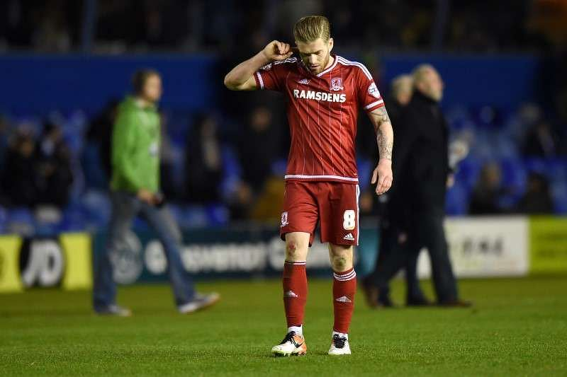 Middlesbrough promotion hopes dented by Birmingham draw