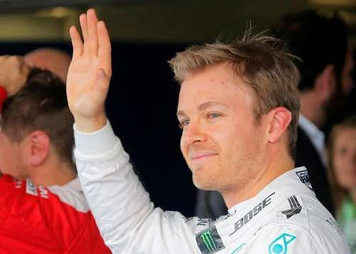 Russian GP: Nico Rosberg satisfied after securing pole position in qualifying