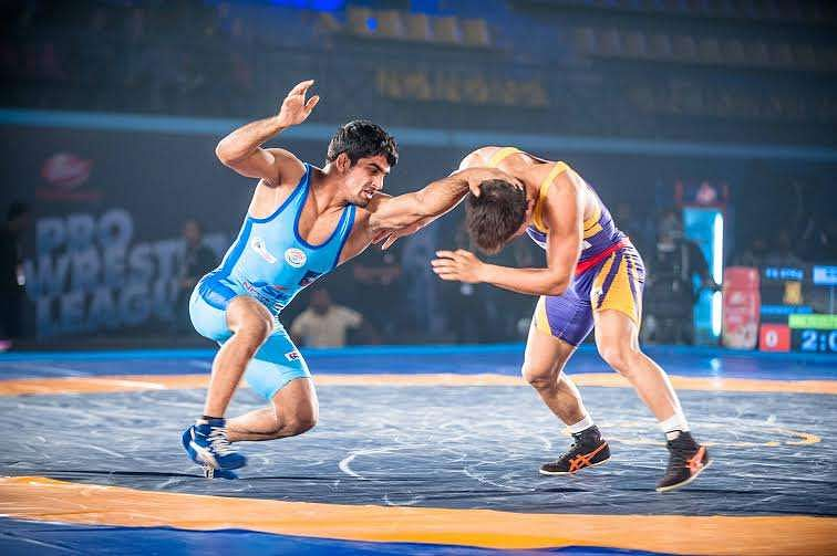 From defeating the World Champion to booking a Rio berth, Sandeep Tomar - the dark horse of Indian wrestling