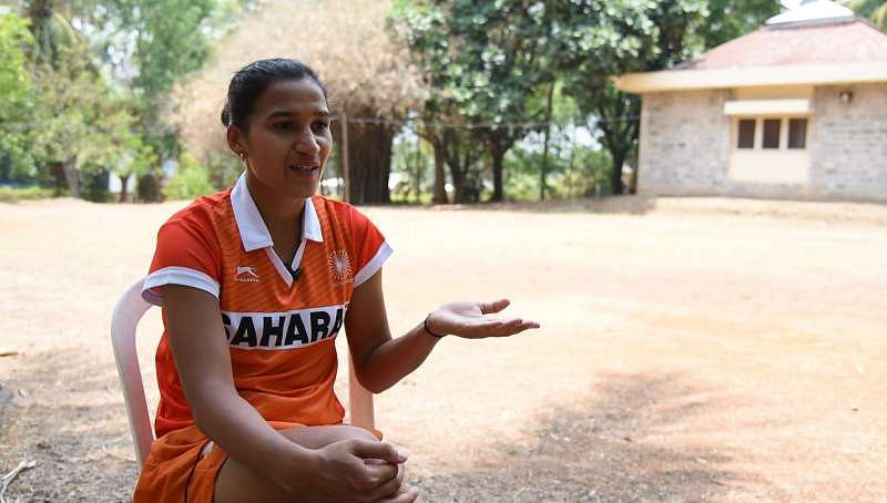 From a cart-puller's daughter to India's star striker: The journey of hockey ace Rani Rampal