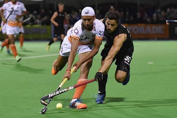 Sultan Azlan Shah Cup 2016: New Zealand edge past India 2-1