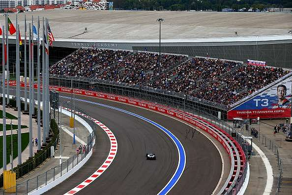 F1 Russian GP 2016: Preview and Live Streaming, Timing Information