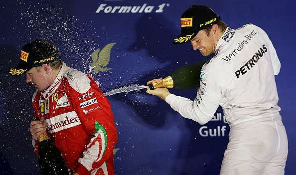 F1 Bahrain GP Results: Nico Rosberg takes second consecutive victory of season