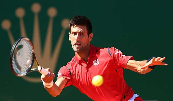 Novak Djokovic in shock first-match ouster at Monte Carlo Masters