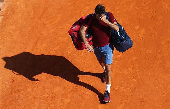 Roger Federer eliminated from Monte Carlo Masters 2016