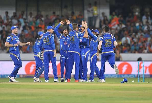 IPL 2016 Stats: Parthiv Patel powers Mumbai Indians to clinical win over Kings XI Punjab