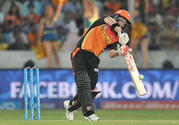 IPL 2016 Stats: David Warner and Shikhar Dhawan guide Sunrisers to a comprehensive win over Gujarat Lions
