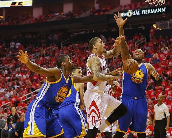 2016 NBA Playoffs: Spurs and Cavaliers advance to next round, Warriors blowout Rockets in Game 4